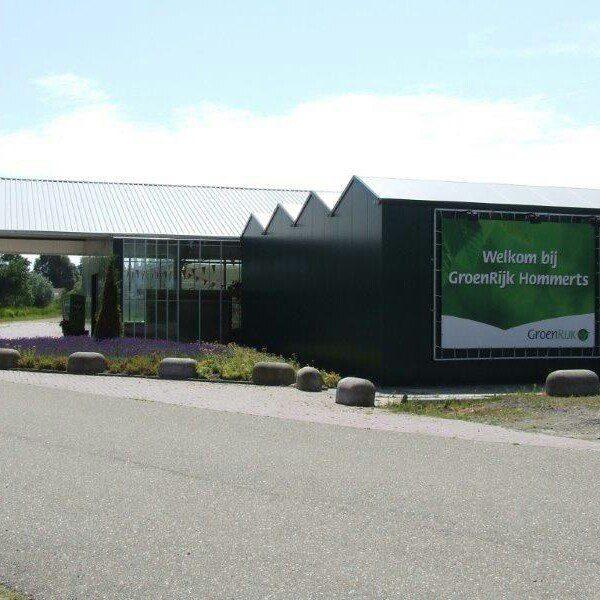 GroenRijk Hommerts in Friesland