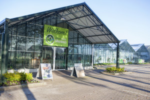 Tuincentrum in Friesland